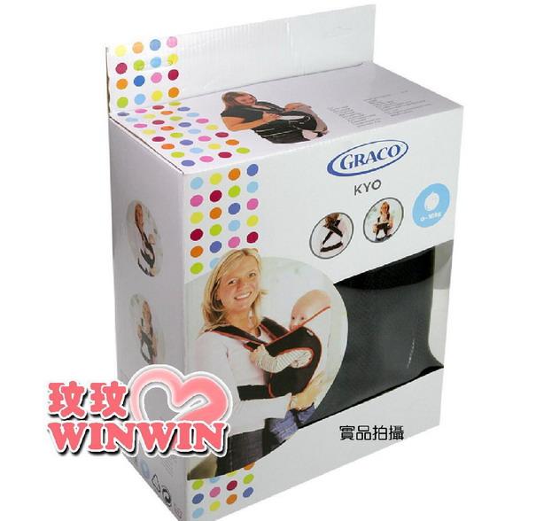 GRACO 嬰兒揹帶-G - 符合人體工學設計,新品上市(平行輸入-特價供應)