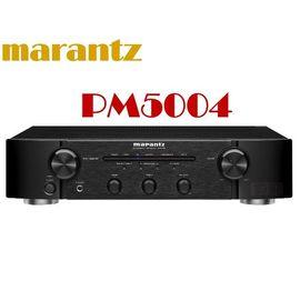 伴唱機擴大機 擴大機 MARANTZ馬蘭士 PM-5004二聲道綜合擴大機PM5004 輸出功率40W×2(8Ω)、55W×2 (4Ω) 卡拉OK擴大機 伴唱機擴大機☆另可搭配其他型號伴唱機音響組