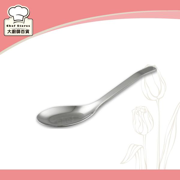 OSAMA王樣日式小台匙304厚料不銹鋼兒童湯匙-大廚師百貨