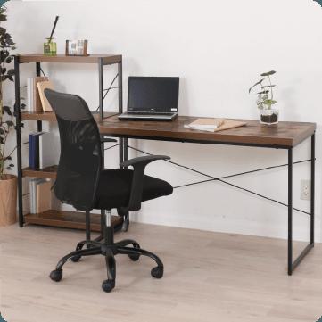 工業復古風書桌(不含櫃)