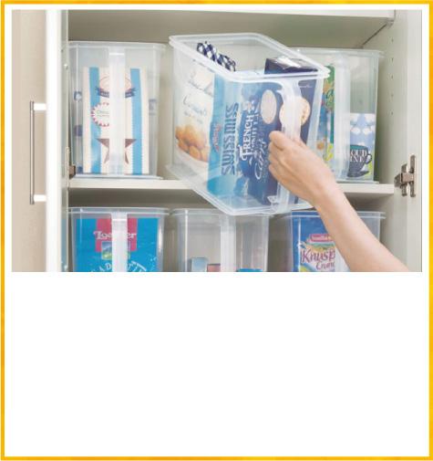 櫥櫃收納盒
