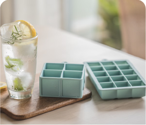 矽膠冰塊製冰盒