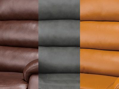 精選深褐及淺褐二色,增添家中頂級奢華空間
