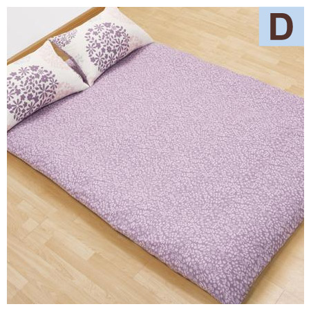 雙人純棉日式床墊套 MARISSA TW