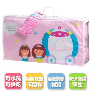 免運費 3M 新絲舒眠兒童午安被睡袋、防塵?小寶貝午安睡袋-公主城堡。3M 睡袋 兒童睡袋