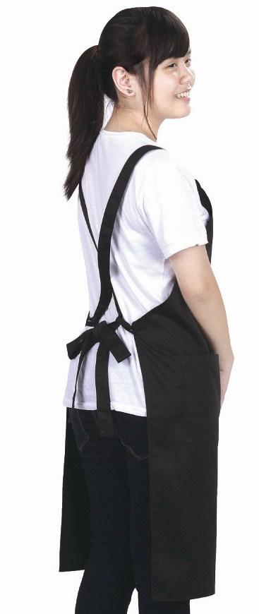 TC叉型連身圍裙