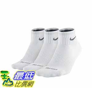 [COSCO代購 如果沒搶到鄭重道歉] Nike Golf 男運動短襪 3 入 W108561