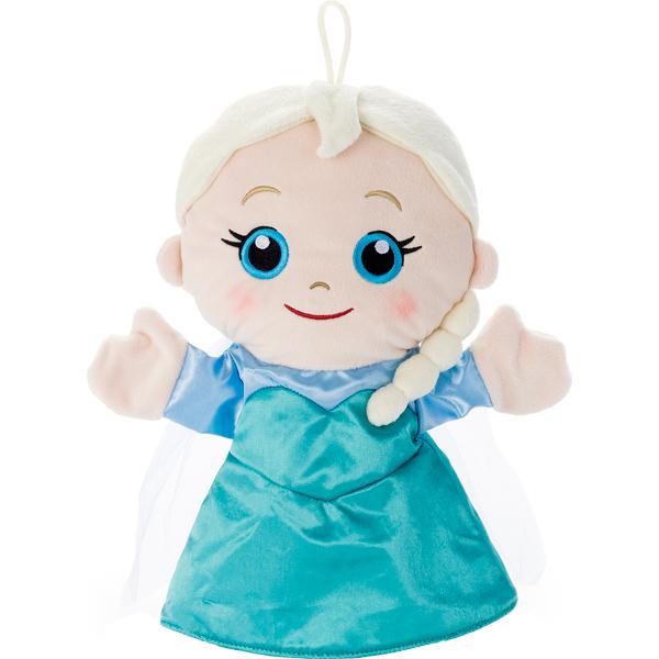 【UNIPRO】日貨 迪士尼正版 冰雪奇緣 FROZEN Q版 艾莎公主 ELSA 手指娃娃 手玩偶 手偶 扮家家酒
