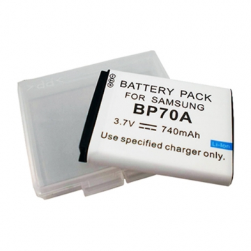 SAMSUNG BP-70A BP70A 相機電池 PL80 PL100 PL120 PL170 SL50 SL600 SL630 ES65 ES70 ST60 ST90 ST700 MV800 74..