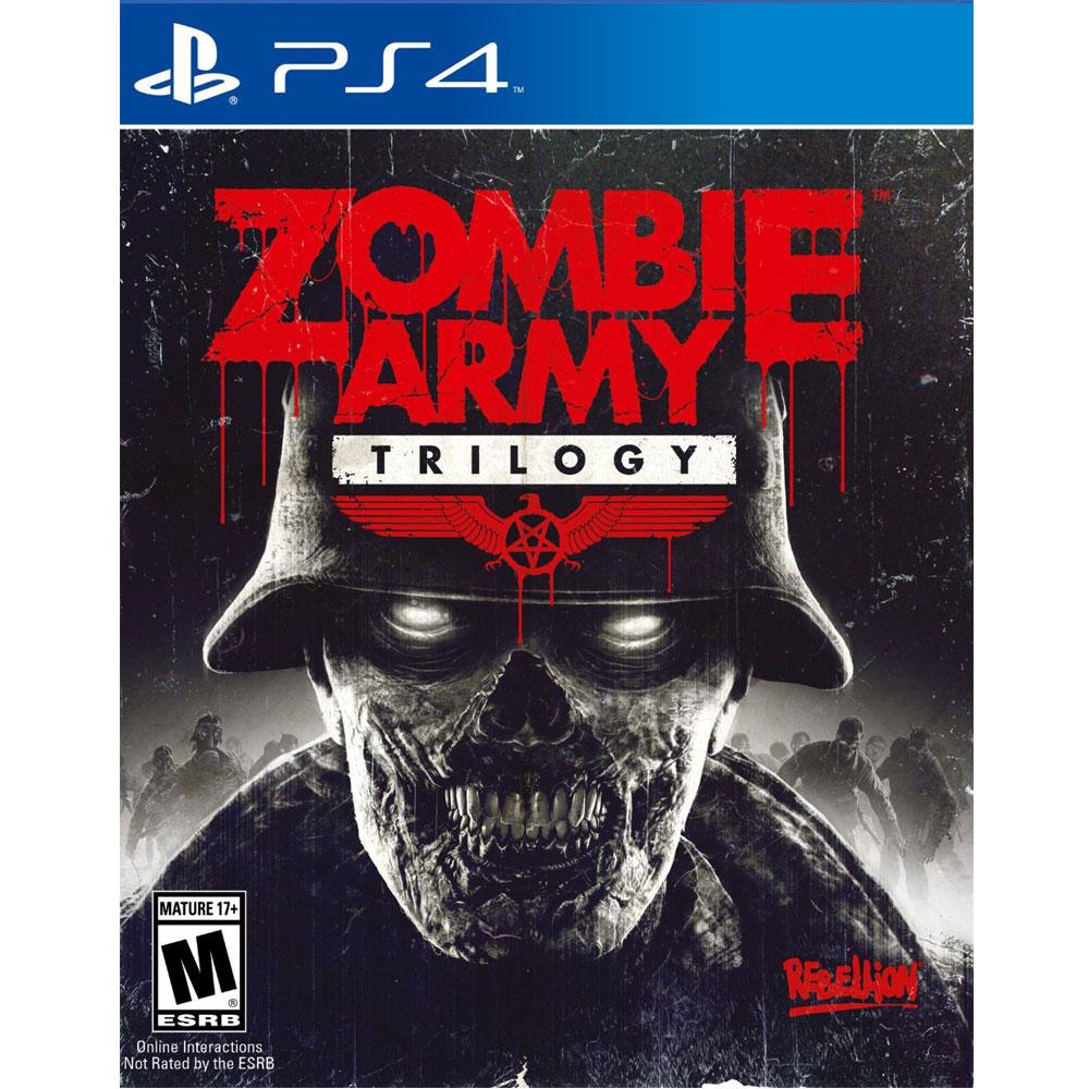 PS4 殭屍部隊 僵屍部隊 三部曲 中英文美版 Zombie Army Trilogy