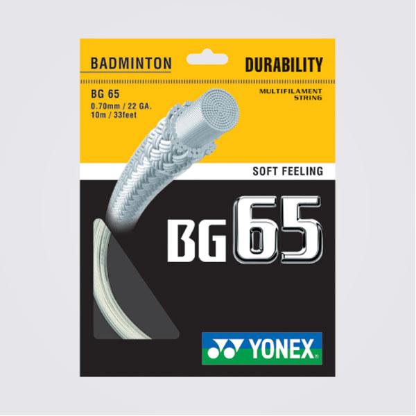 【登瑞體育】YONEX 羽球線 - BG65