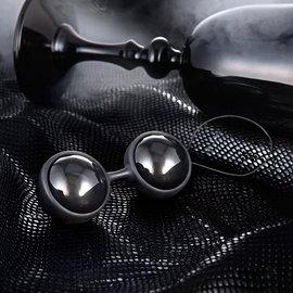 瑞典LELO*Luna Beads Noir 露娜球(聰明球) 黑珍珠(後庭專用)