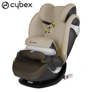 德國【Cybex】Solution M-FIX 汽車安全座椅 (3~12歲) - 卡其色