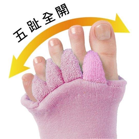 地板襪 保暖襪 瑜伽 舞蹈 室? 按摩五趾襪 五指襪 地板襪 露趾襪 日韓五趾健康分開按摩襪