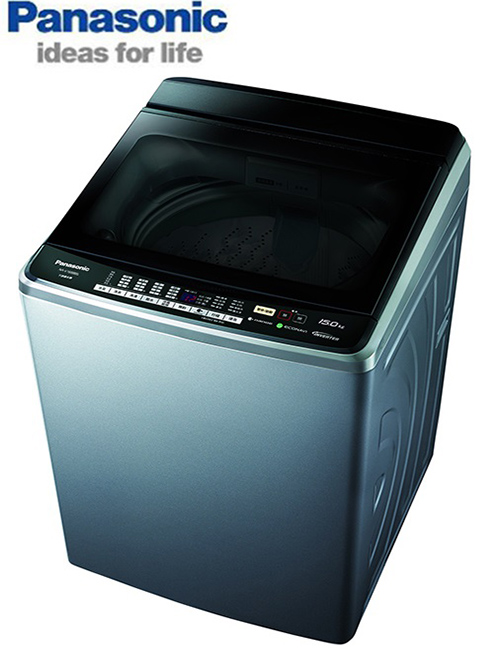 Panasonic 16公斤智慧節能變頻不鏽鋼洗衣機 NA-V178BBS-S **免運費+基本安裝**