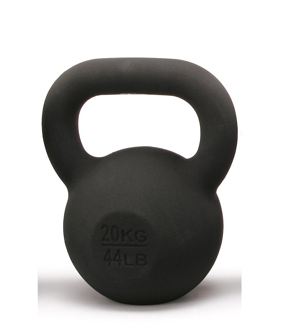 【Fitek 健身網】☆20公斤壺鈴☆20KG鑄鐵壺鈴 ☆Cast Iron Kettlebell☆健身重量訓練/有氧運動/肌耐力訓練㊣台灣製