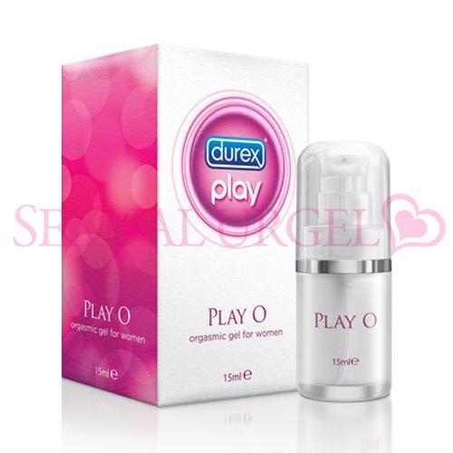 情趣線上◆杜蕾斯Durex◆Play O 威而柔◆女性情趣提升凝露 性感之燁