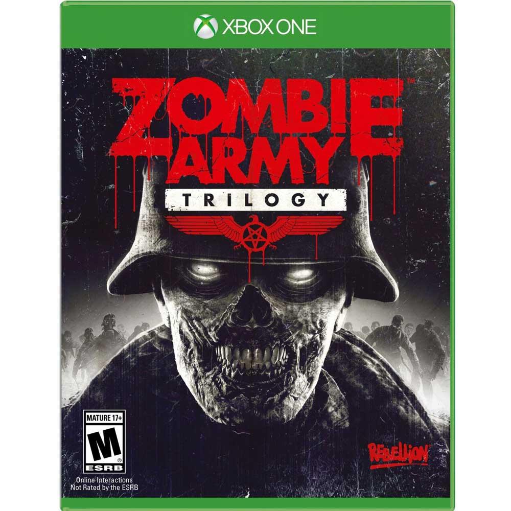 XBOX ONE 殭屍部隊 僵屍部隊 三部曲 中英文美版 Zombie Army Trilogy