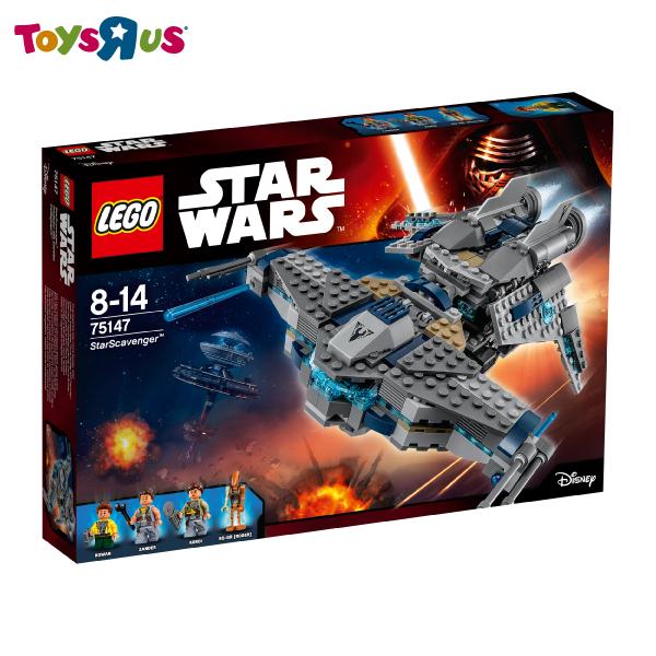 玩具反斗城 樂高 LEGO StarScavenger?-75147***