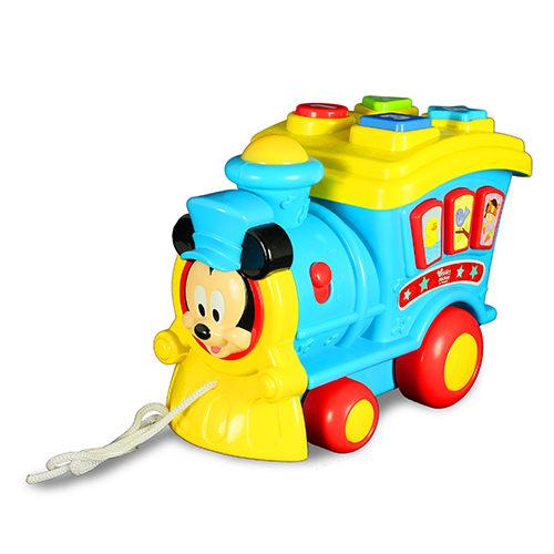 迪士尼嬰兒/米奇音樂小火車/米奇/裝扮/迪士尼/伯寶行
