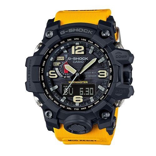 CASIO G-SHOCK GWG-1000-1A9DR陸海空防泥概念電波腕錶/56.1mm