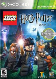 XBOX 360 樂高哈利波特(附數十款人物道具密碼)1-4 -英文版- Lego Harry Potter 1-4
