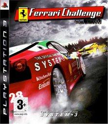 中古 PS3 法拉利挑戰賽 Ferrari Challenge -英文版-