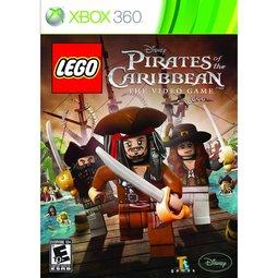 XBOX 360 樂高神鬼奇航 LEGO Pirates of the Caribbean -英文美版-