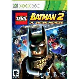 XBOX 360 樂高蝙蝠俠 2:DC 超級英雄 Lego Batman 2:DC Super Heroes -英文版-