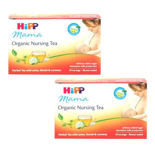 ★衛立兒生活館★HIPP 喜寶 天然媽媽ㄋㄟㄋㄟ茶包*2盒