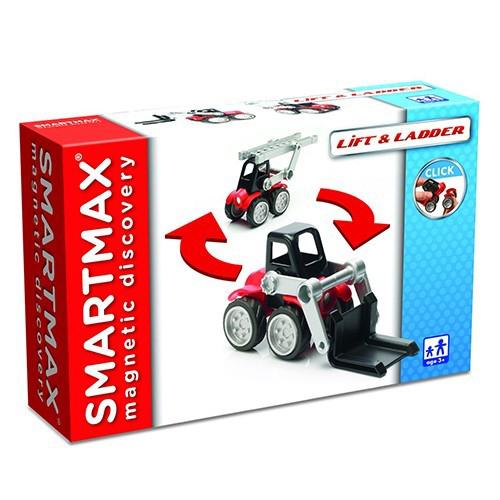 【比利時 SMARTMAX】堆高雲梯車 ACT05902