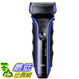 [104東京直購] BRAUN 德國百靈 Water flex系列 藍色 WF1s 電動刮鬍刀