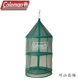 [ Coleman ] 魔術掛網 / 懸掛高處可通風 / 細網防蟲防蚊 隔層設計分層收納 / 公司貨 CM-6496