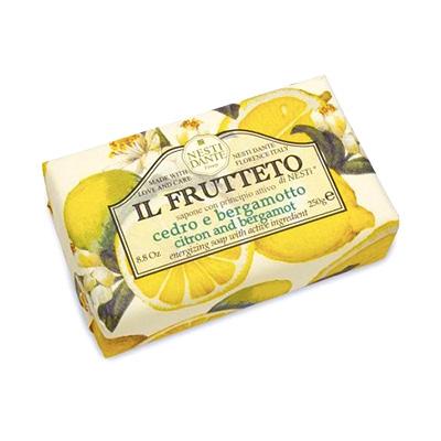 Nesti Dante 義大利手工皂-天然鮮果系列-檸檬&佛手柑250g