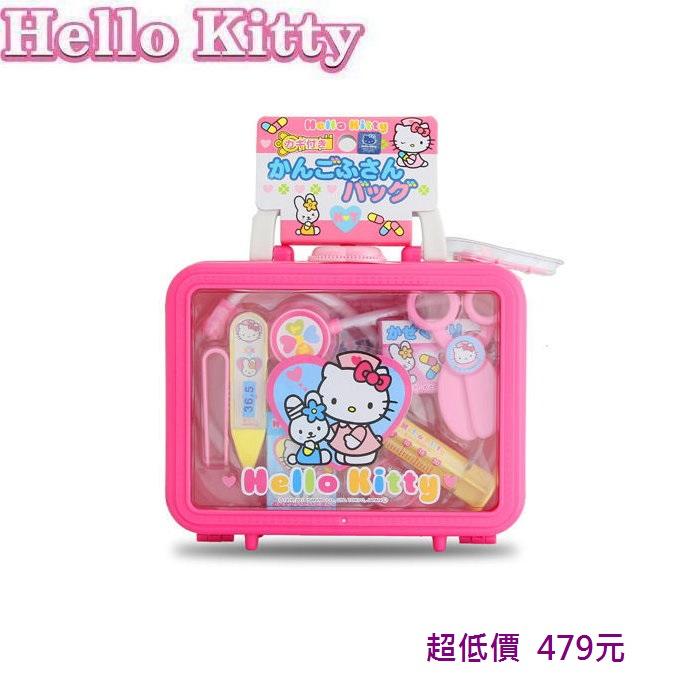 *美馨兒* Hello Kitty - KT醫護遊戲組 479元 ~店面經營