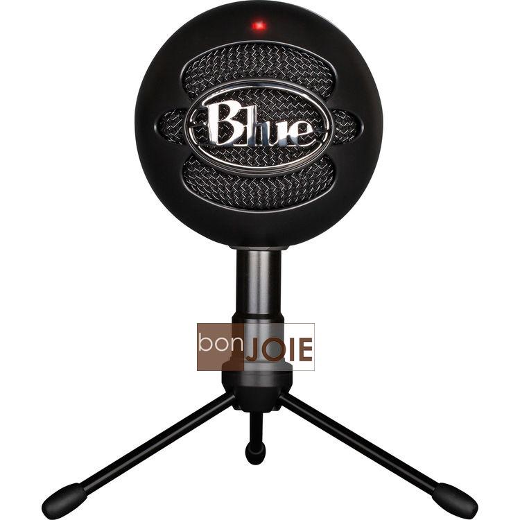 ::bonJOIE:: 美國進口 Blue Microphones Snowball iCE USB Microphone 專業型 USB 麥克風 (黑色)(全新盒裝) MIC