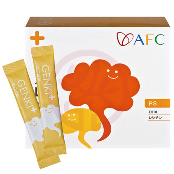 AFC宇勝淺山 元氣知力應援顆粒食品(磷脂絲胺酸)(60包/盒)