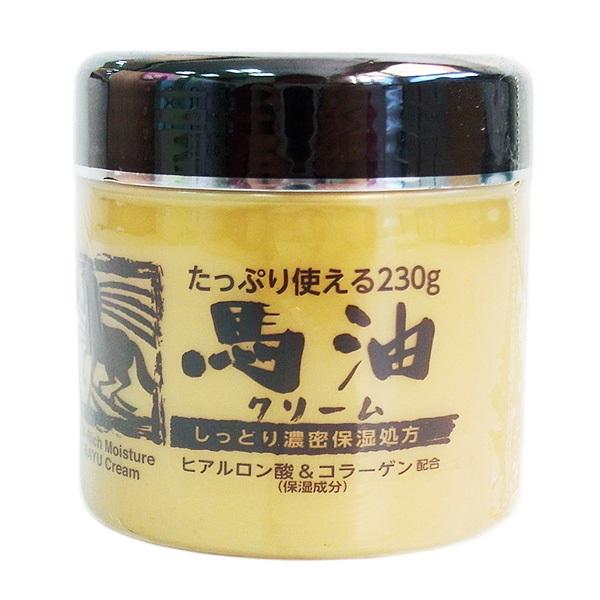 日本Ex-Rich Moisture馬油身體乳霜-230g
