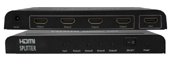 AviewS-HDMI 4PORT分配器/PSTEK HSP-5024