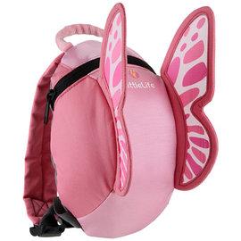 *babygo*英國 LittleLife 蝴蝶造型幼兒輕背包/防走失背包