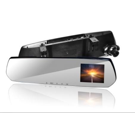 【送32G+4孔充】MANHATTAN RS10P 4K畫質。支援後鏡頭&胎壓 後視鏡行車記錄器
