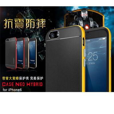 現貨正品 韓國SGP iphone6 Plus 5.5吋 大黃蜂 手機殼 矽膠保護套