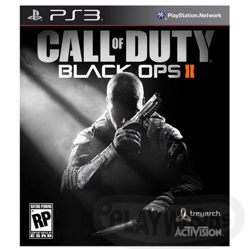 【Playwoods】[PS3遊戲]決勝時刻:黑色行動2 Call of Duty:Black Ops 2收藏版(英文亞版射擊-送MQ-27直升機)