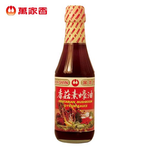 萬家香香菇素蠔油300ml
