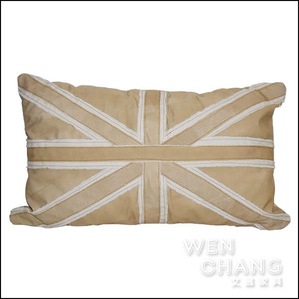[預購商品] 英倫復古 英國國旗抱枕 靠枕 HA013-1 *文昌家具*