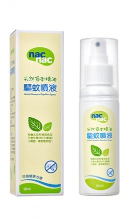 NAC NAC 天然草本驅蚊噴液90ml
