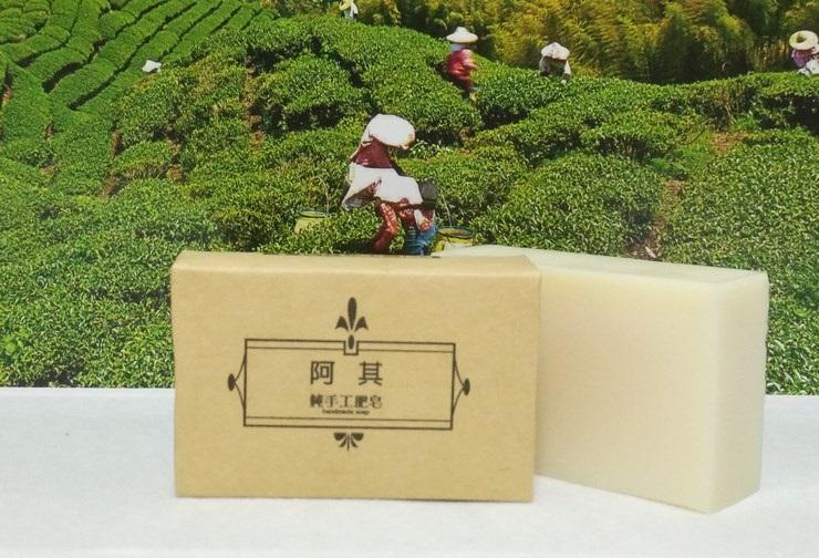 茶樹精油手工皂 100公克±5g