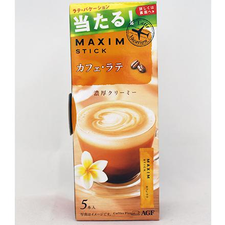 【敵富朗超巿】Maxim三合一(拿鐵咖啡)(賞味期限至2016.12.15)