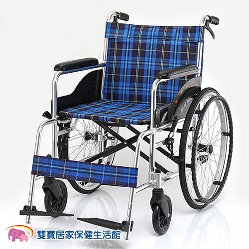 均佳 機械式輪椅 JW-100 經濟型 贈好禮三選一