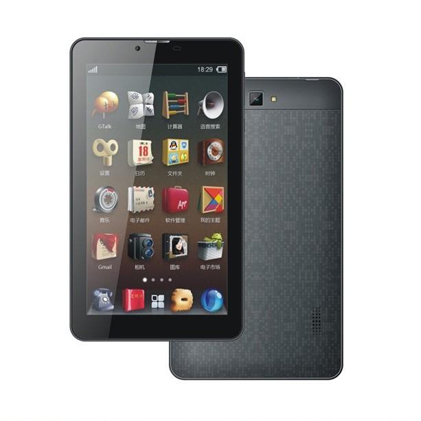 ~Joy艾買~ 7吋四核心 雙卡雙待 平板電腦,支援藍芽 GPS ,送皮套+螢幕保護貼
